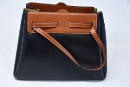 An as new Loewe Lazo shopper bag in black (RRP £1750).