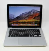 """A pre-owned Apple MacBook Pro 13"""" (Early 2011) A1278 with Intel Core i5 2.3 GHz, 4GB RAM, 500GB HDD,"""