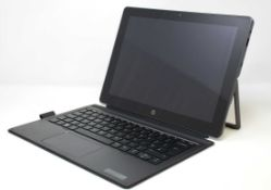 """A pre-owned HP Pro x2 612 G2 12"""" Tablet PC in Black with Intel Core i5-7Y54 Processor, 8GB RAM,"""