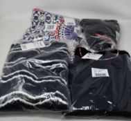 Four items of as new Desigual clothing; an Oakville sweater (UK 10 - RRP £74), Cashel cardigan (UK