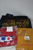 An as new Desigual padded Ankor jacket (UK 16 - RRP €120), Desigual Olympia ribbed sweater (UK
