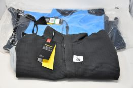 An as new Under Armour Storm SF 1/2 snap stretch water repellent golf sweater (L - RRP £55) and