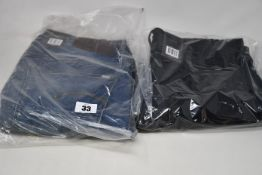 Four pairs of as new G Star Raw jeans (All W33, L 1 x 34, 3 x 36).