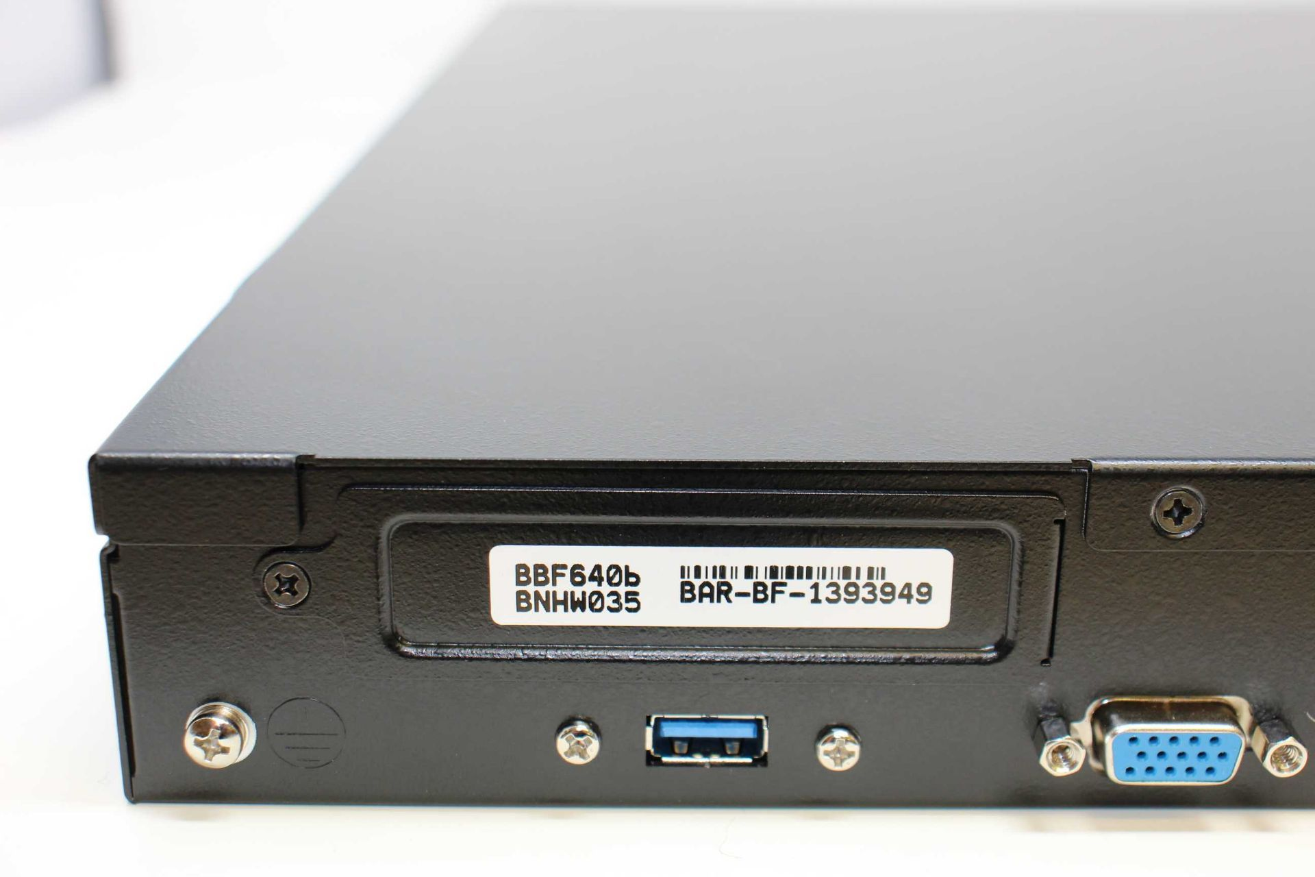 A boxed as new Barracuda Load Balancer ADC 640 (BBF640B BAR-BF-139349) (Rails, cables and manual - Image 13 of 18