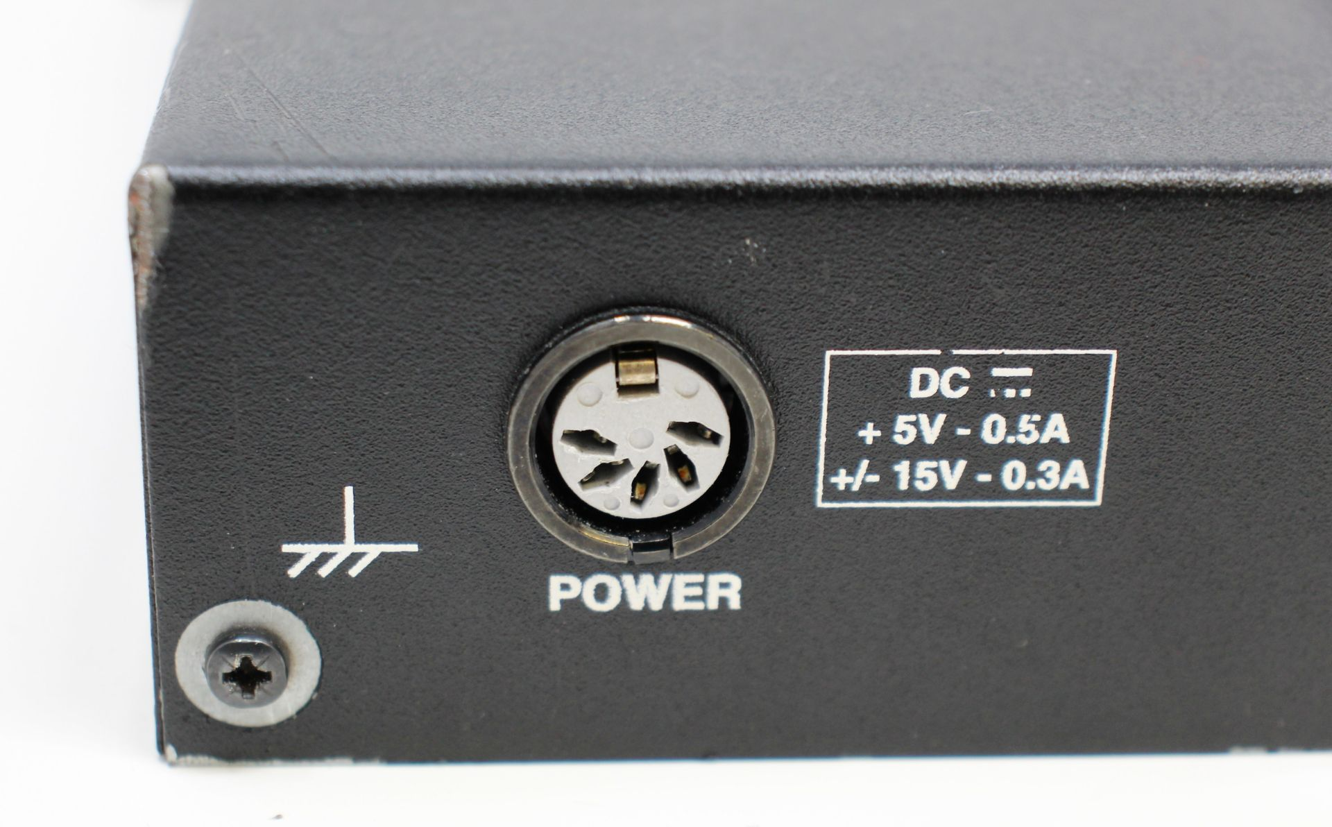 A pre-owned Solid State Logic XLogic Alpha VHD Pre 4-Channel Mic Preamp (Some damage. No power - Image 13 of 17
