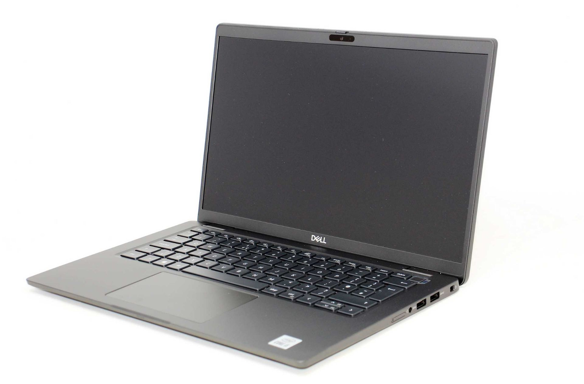 """A boxed as new Dell Latitude 7410 14"""" Laptop in Black with Intel Core i5-10210U, 8GB RAM, 256GB"""