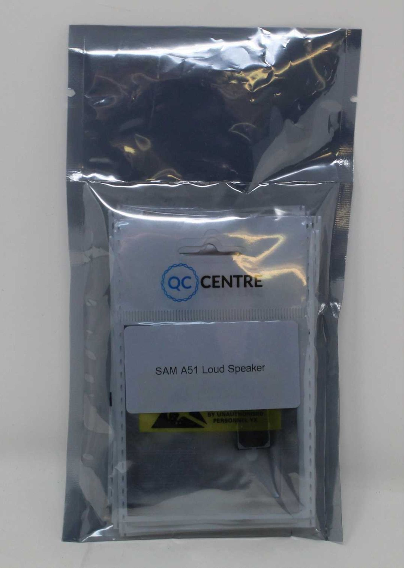 Ten as new QC Centre replacement front cameras for Samsung A51 and two packs of five QC Centre