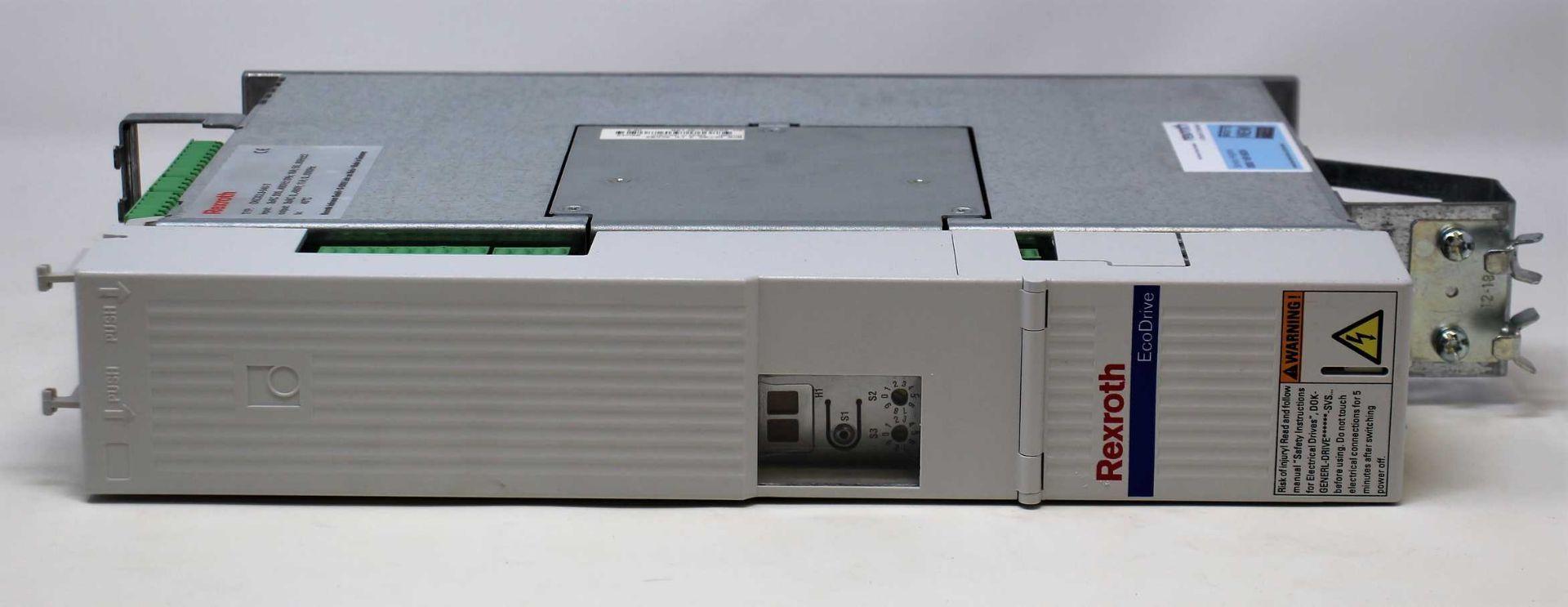 A pre-owned Rexroth Indramat Ecodrive Dkcxx.3-040-7 AC Servo Drive (DKCXX30407 DKC02.3 LK SCK02) (