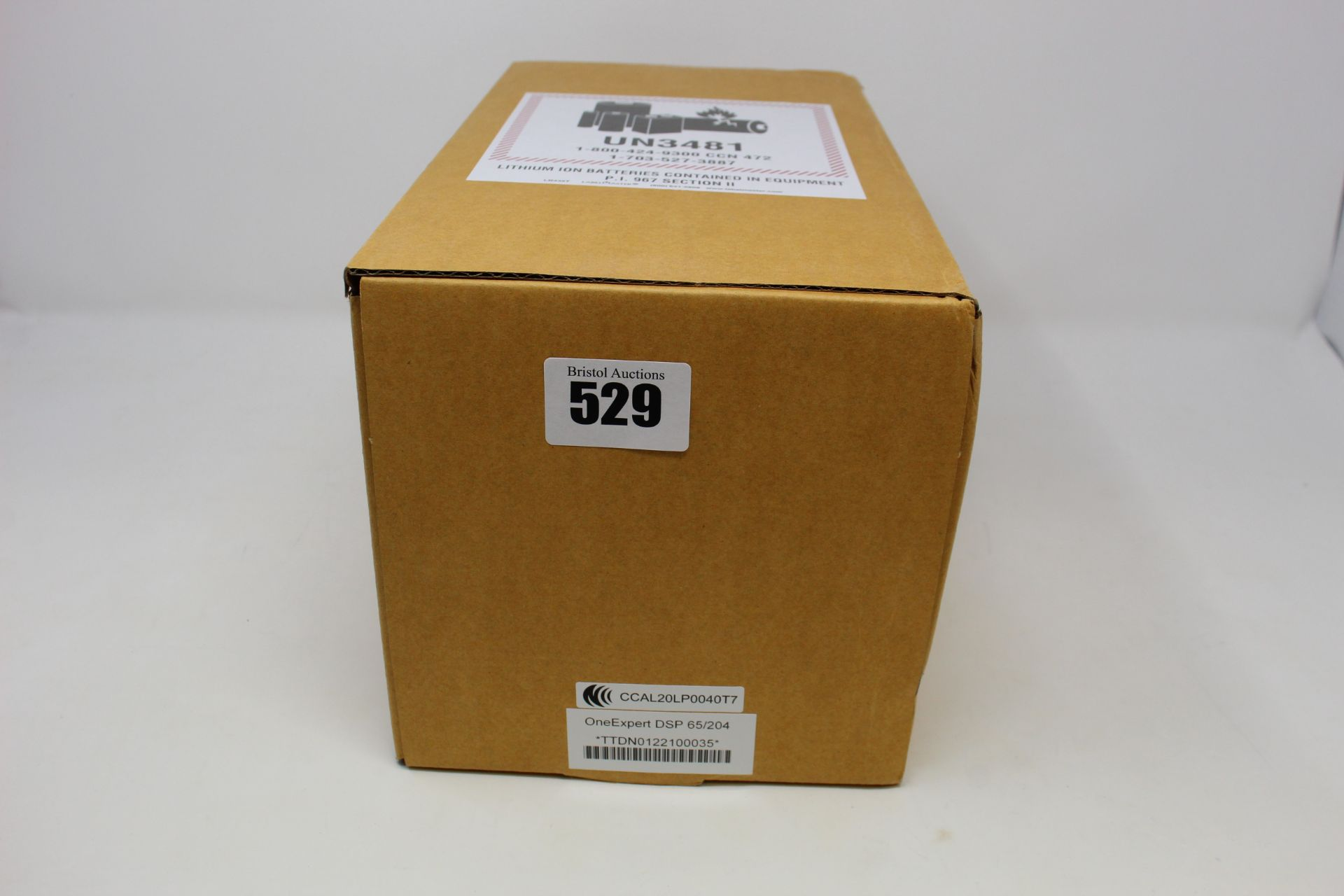 A boxed as new Viavi OneExpert DSP 65/204 ONX-220 DOCSIS Installation & Service Meter ( - Image 7 of 7