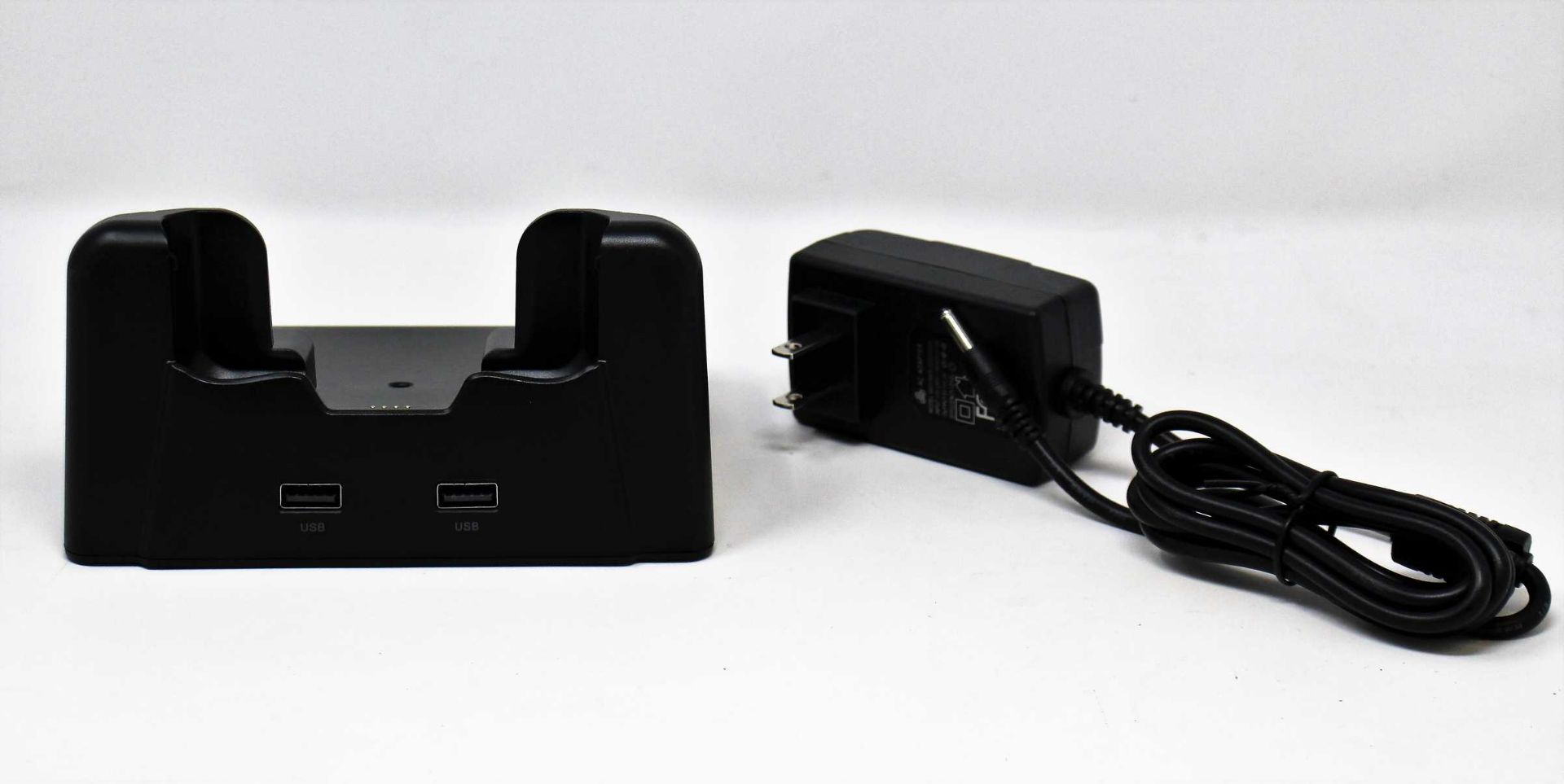 Three boxed as new WDC62 Docking Stations (UK plug adapters required). - Image 2 of 2