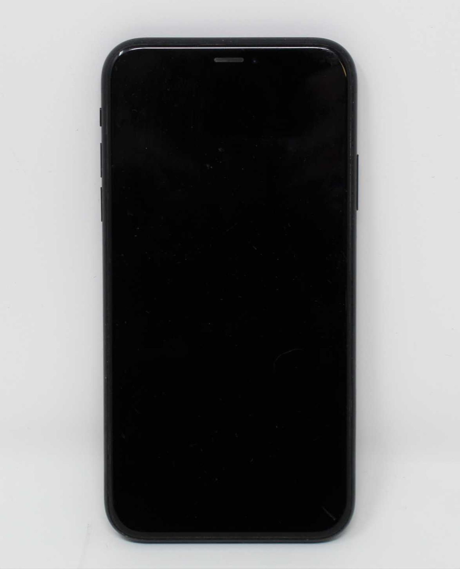 SOLD FOR PARTS: A pre-owned Apple iPhone XR (Global/A2105) 64GB in Black (iCloud Activation - Image 2 of 16