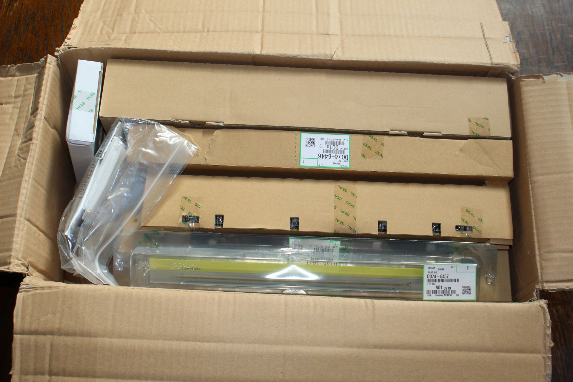 COLLECTION ONLY: A quantity of assorted printer parts and cartridges. - Image 6 of 7