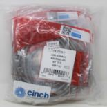 Five packs of ten as new 73-7770-7 Ethernet/Networking Cables in grey (7', C5E-350MHZ).