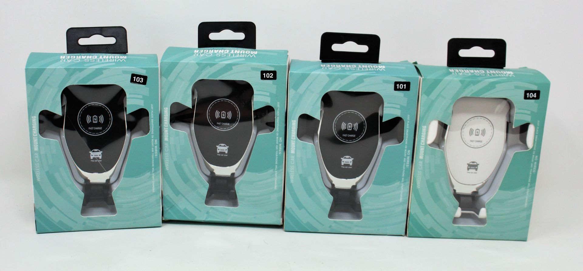 A box of assorted as new electrical items and accessories to include Airpod Charging Cases, LED - Image 6 of 10