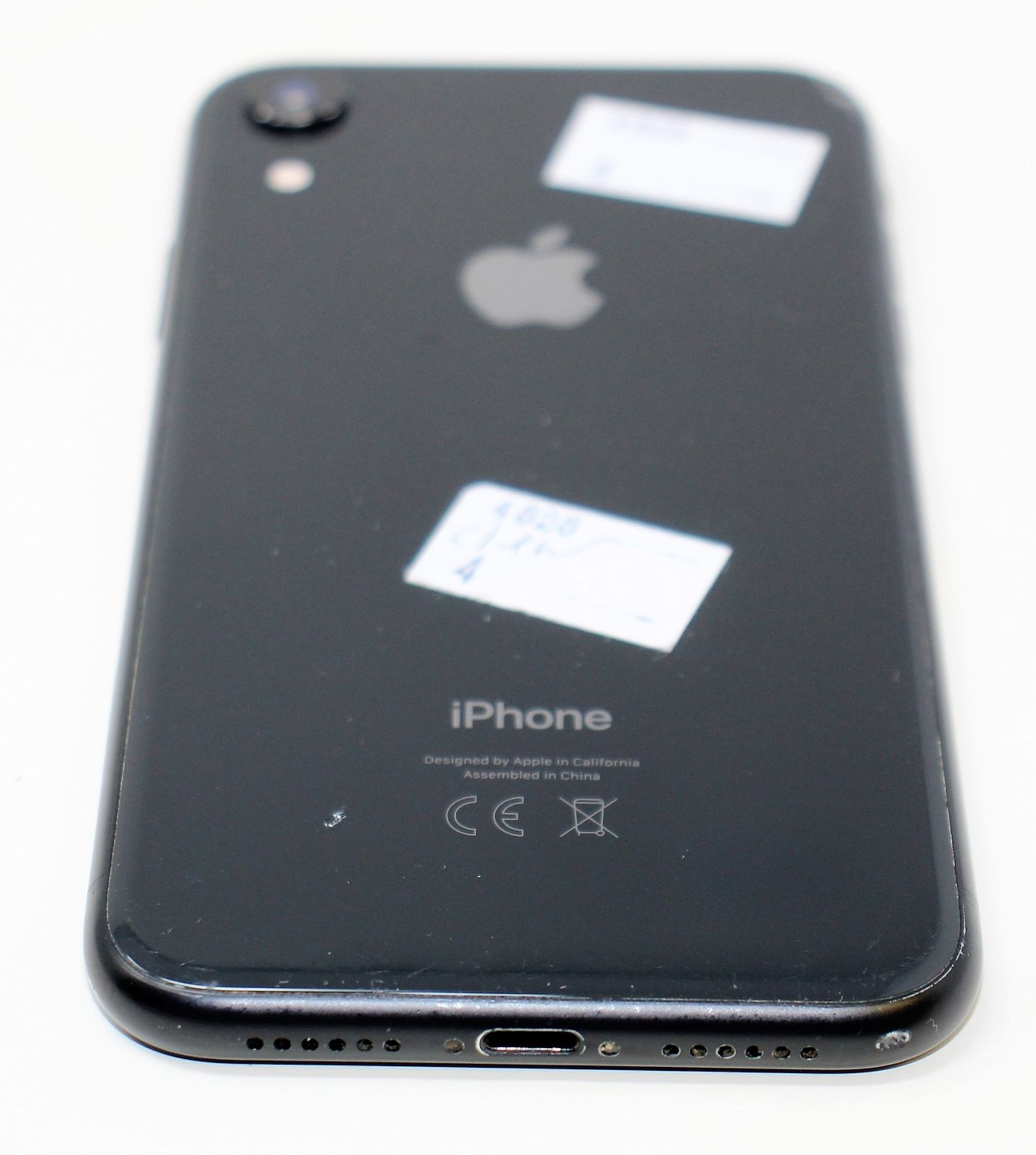SOLD FOR PARTS: A pre-owned Apple iPhone XR (Global/A2105) 64GB in Black (iCloud Activation - Image 10 of 16
