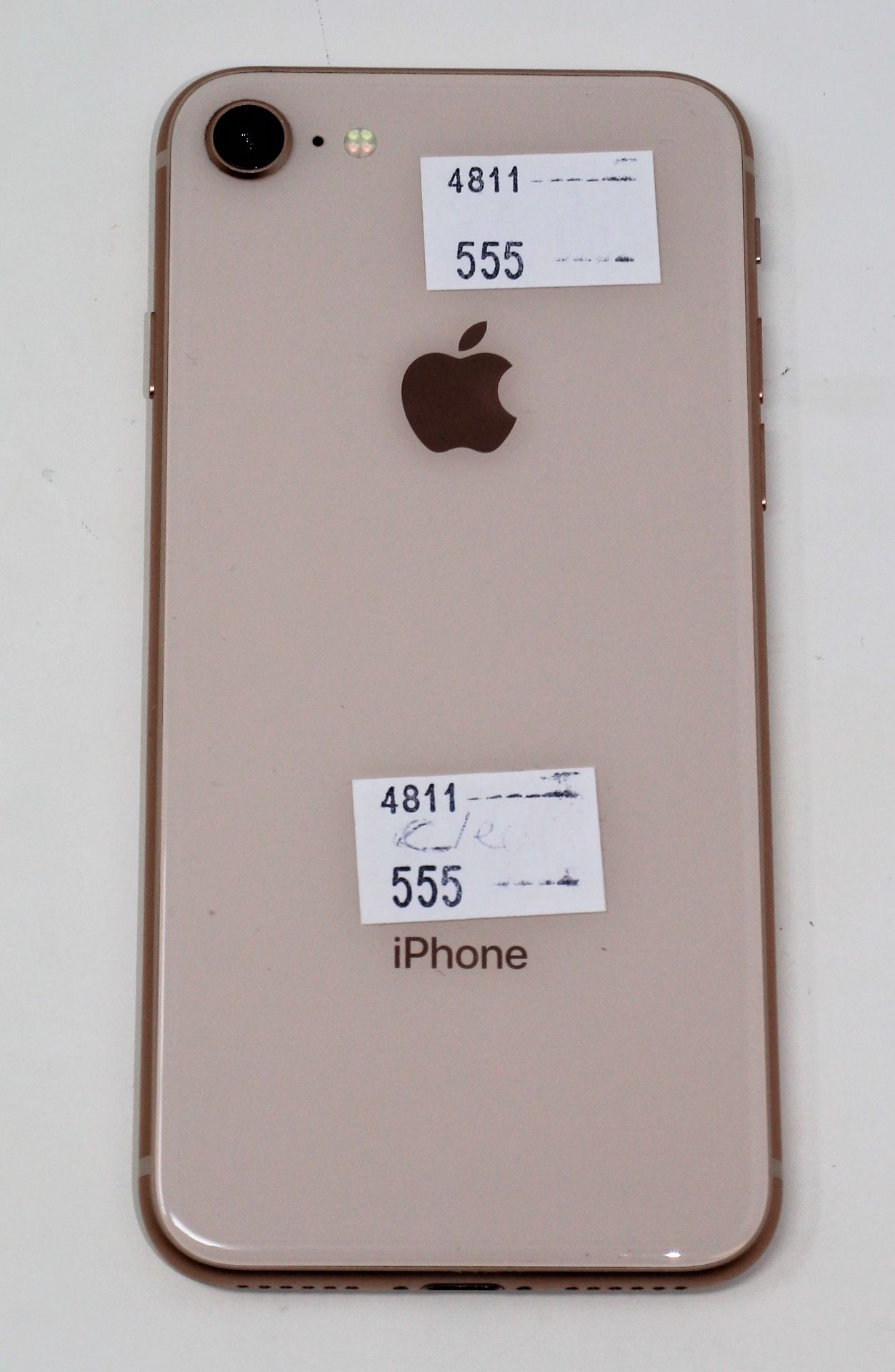 A pre-owned Apple iPhone 8 (AT&T/T-Mobile/Global/A1905) 64GB in Gold (iCloud activation clear) ( - Image 7 of 7