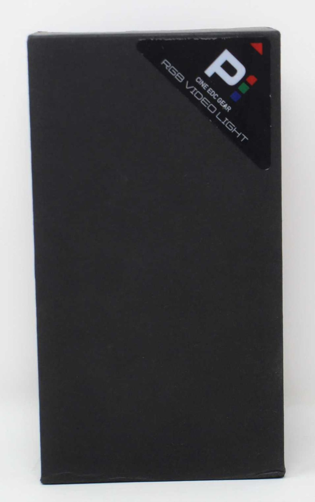 A boxed as new Boling BL-P1 RGB Led Video Light (Box sealed).