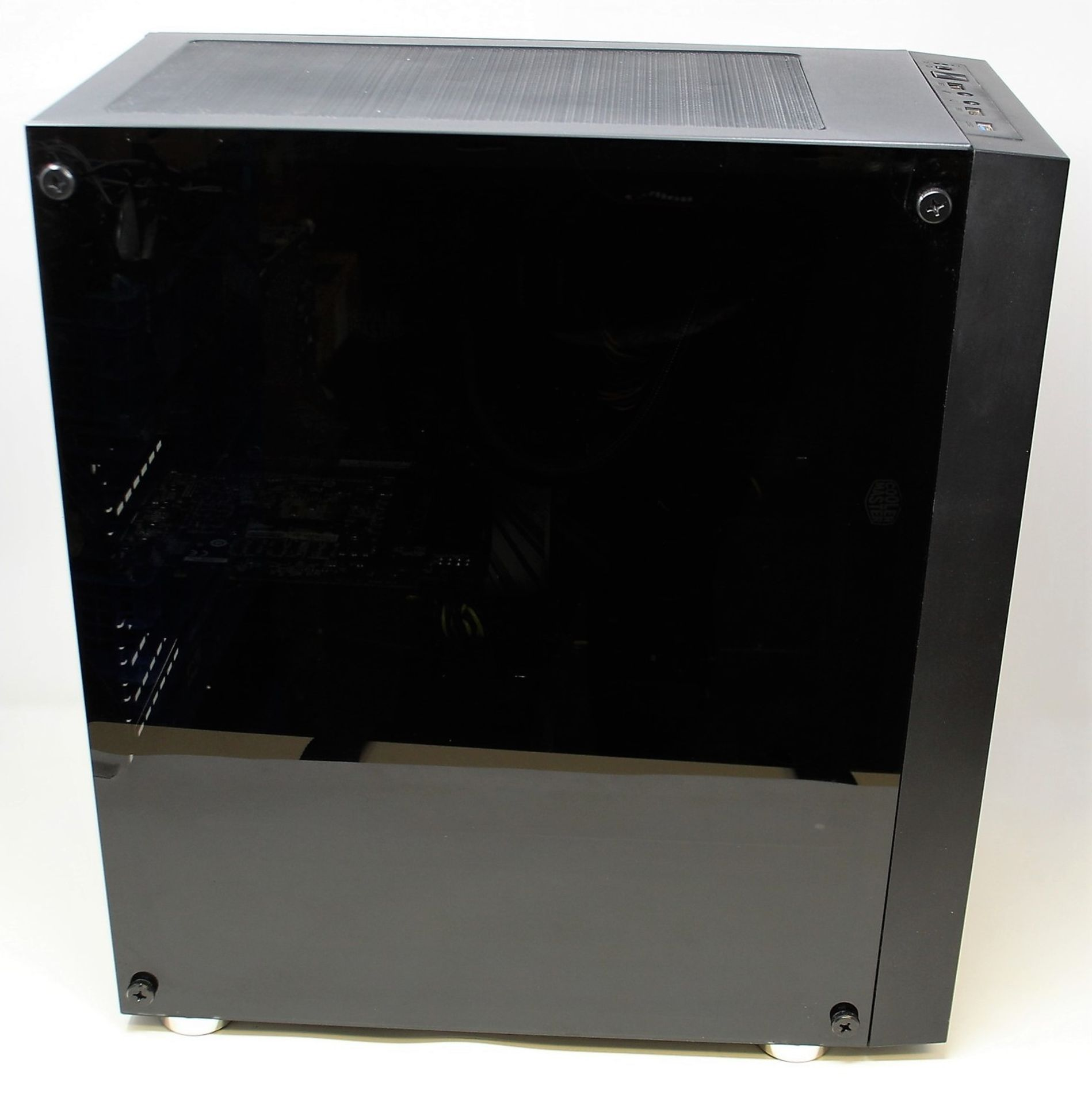 A pre-owned Cube Falcon RGB Custom Gaming PC in an AreoCool Quartz RGB Housing with Intel Core i5- - Image 15 of 15