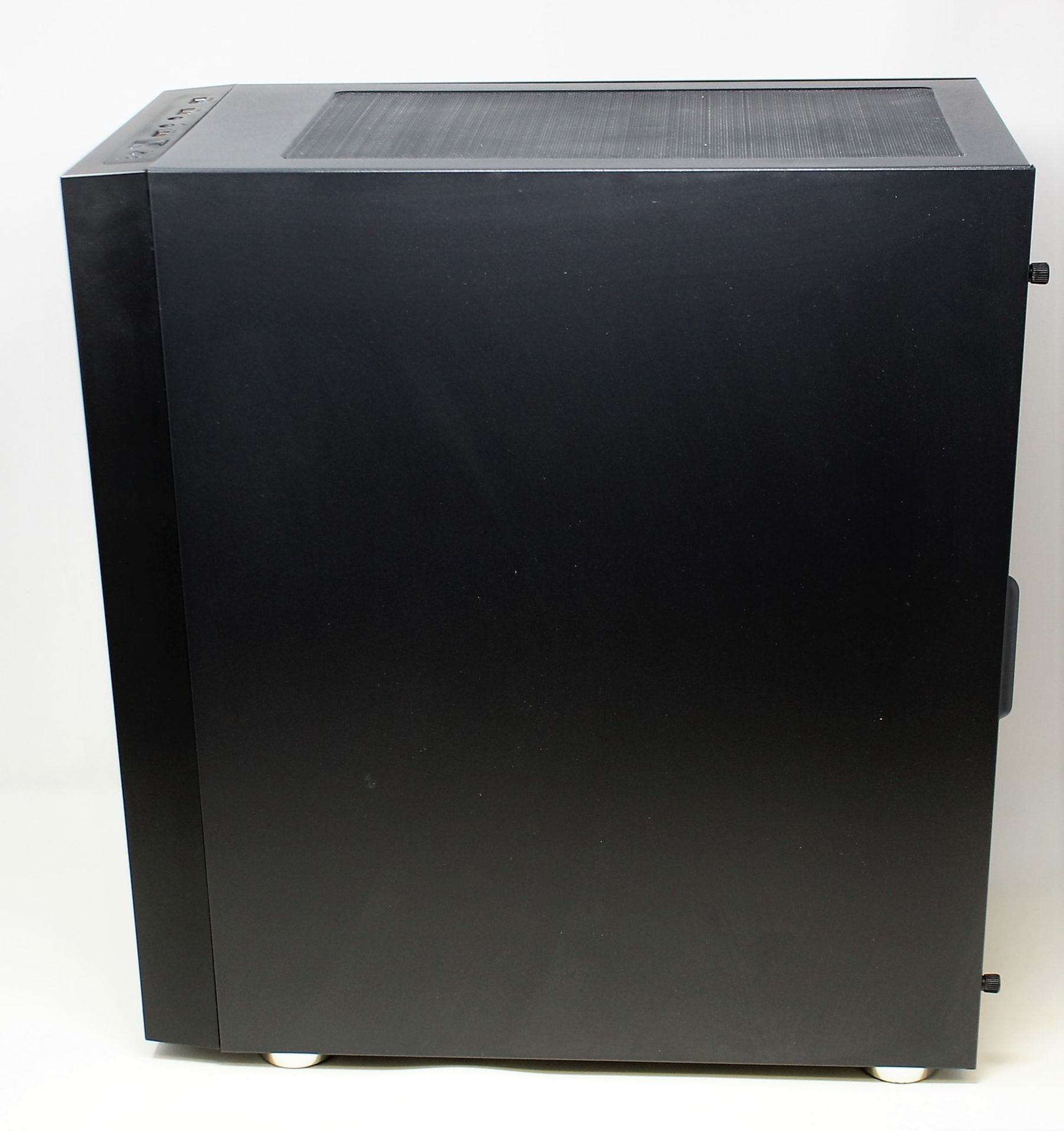 A pre-owned Cube Falcon RGB Custom Gaming PC in an AreoCool Quartz RGB Housing with Intel Core i5- - Image 10 of 15