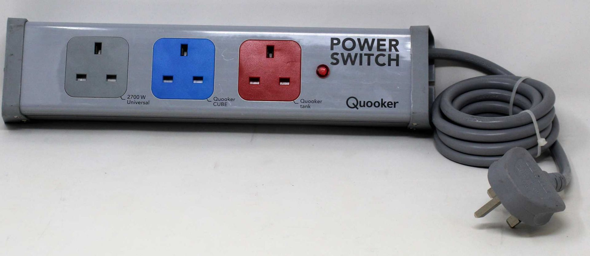 A Quooker Power Switch (Unused, some cosmetic marks. No packaging).