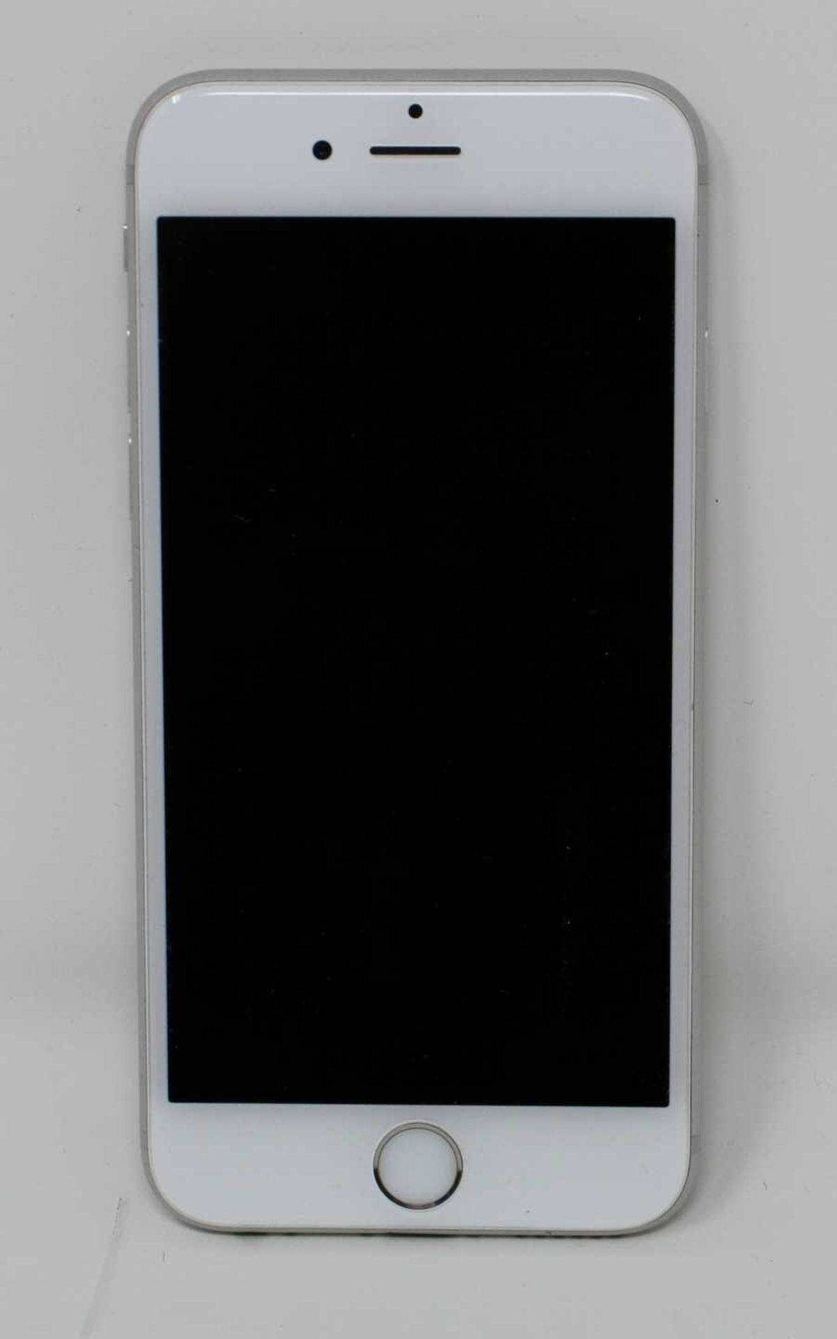 A pre-owned Apple iPhone 6s (Global/A1688) 64GB in Silver (iCloud Activation clear) (Checkmend - Image 2 of 7
