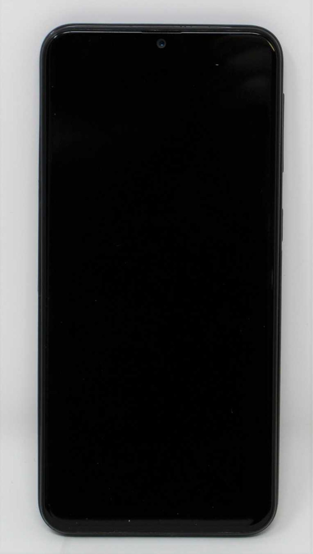SOLD FOR PARTS: A pre-owned Samsung Galaxy A20e SM-A202F/DS 32GB in Black (FRP locked. Checkmend