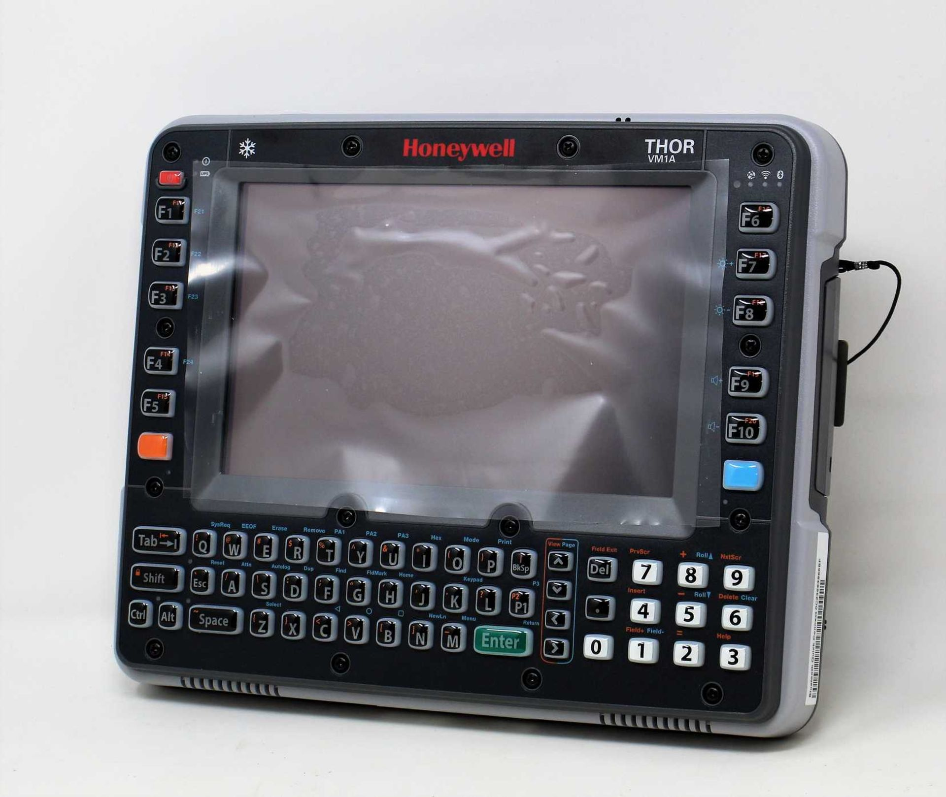 A boxed as new Honeywell Thor VM1 Vehicle Mounted Computer (M/N: VM1A-L0N-1A2A20E) (Box opened).