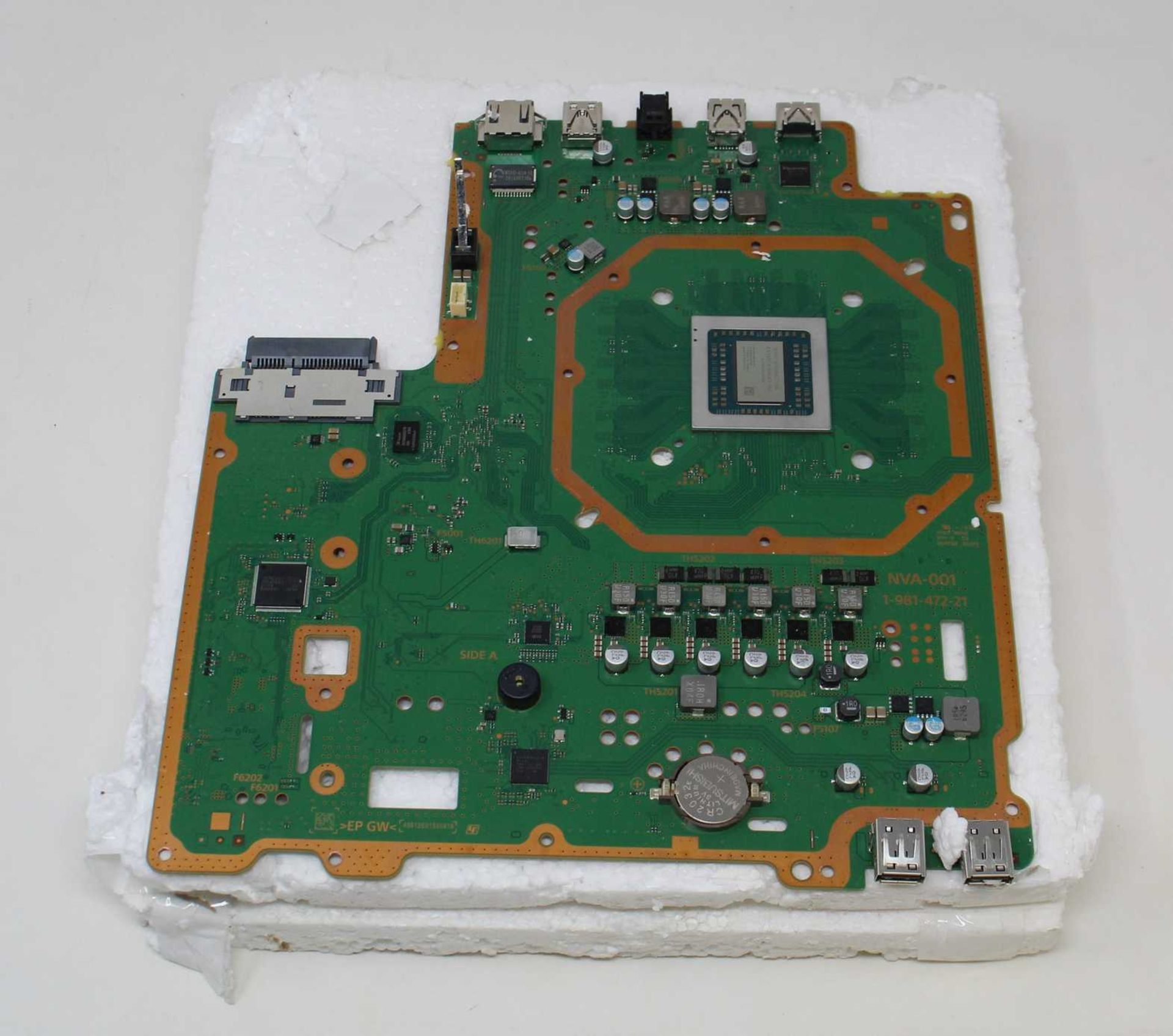 SOLD FOR PARTS: A pre-owned Sony PlayStation Pro Motherboard NVA-001 1-981-472-21 (Untested,sold