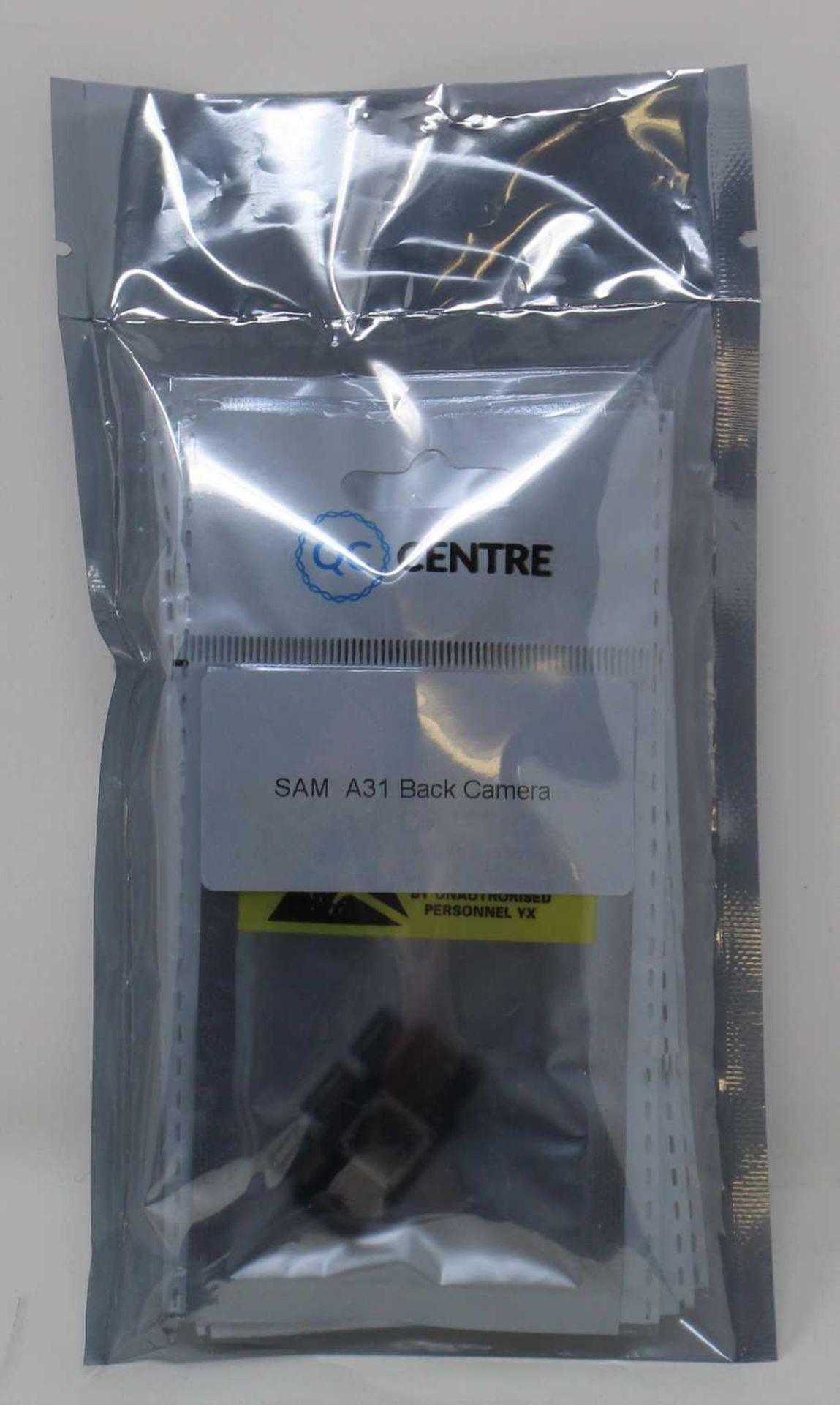 Ten as new QC Centre replacement front cameras for Samsung A31 and two packs of five QC Centre