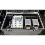 COLLECTION ONLY: Two pre-owned Watson Marlow 120U/DV Peristaltic Pumps (M/N: 110.6141.85B) with