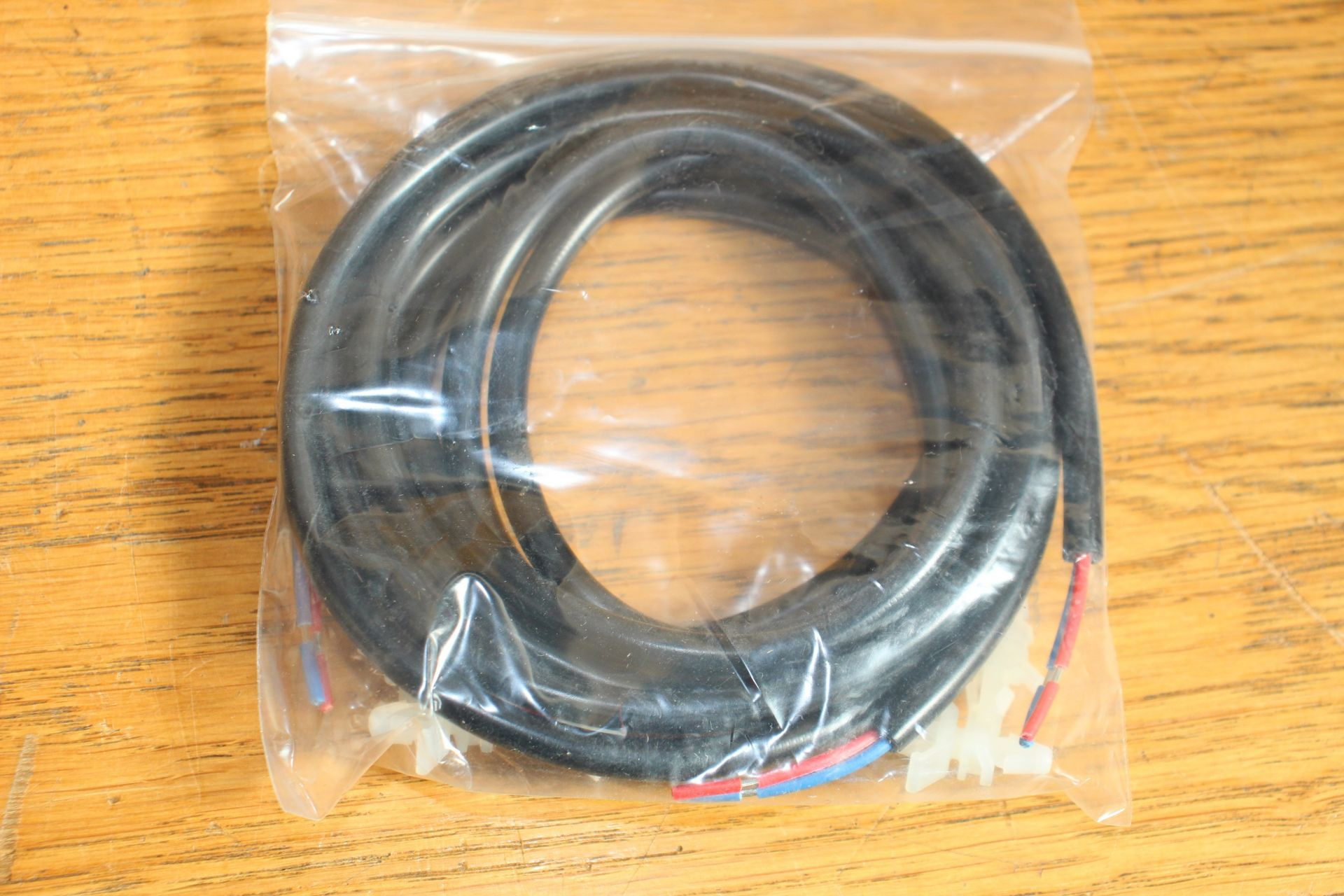 COLLECTION ONLY: A large quantity of assorted as new cables and plugs. - Image 11 of 11