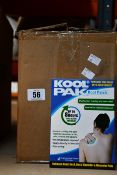 Thirty six boxed as new Kool Pak Kool Patch (4 pack).