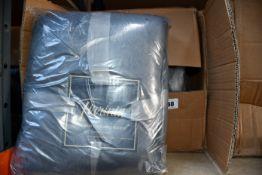 Seven as new Tirrinia Premium Hoodie Blankets in grey.