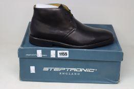 A pair of as new Steptronic Mitcham boots (EU 44).