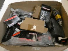 A large quantity of assorted as new Hi Level motorcycle parts to include mainly 190233 Clutch
