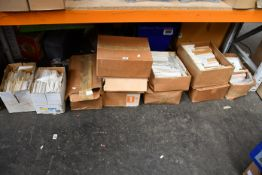 A large stock of commemorative and first day covers, thousands.