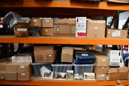 A large stock of mainly modern postcards, many good themes, ten thousand ++ cards.