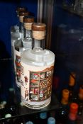 Four The Eclectic Gin Society (4 x 700ml) (Over 18s only).