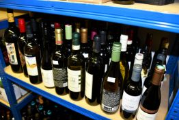 A quantity of assorted red/white wines to include Camino De Seda, Porta 6, Inspiration Zinfandel,