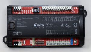 A pre-owned Delta Controls DAC-633 Application Controller (Boxed).