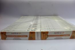 A large quantity of as new Anticig Vita Vitamin Aromatherapy Vapourizers in orange and