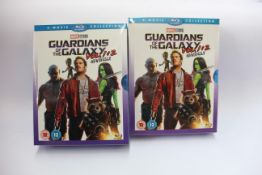 Eleven as new Marvel Studios Guardians of the Galaxy Blu-Ray 2 - Movie Collections (Vol 1 & 2