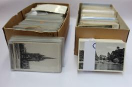 A collection of postcards, mostly 1950s or earlier, thousands ++.