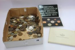 Twenty eight Royal Mint boxes year sets, 1970s and 1980s, mixture of proof and uncirculated.