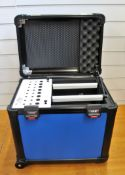 A pre-owned Multipad Juiceit 8 V2 Mains Basketcase Portable Charger (Appears unused. Branding to
