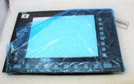 """A pre-owned Siemens Sinumerik Operator Panel Front OP 015; 15.0"""" TFT (1024x 768) with membrane"""