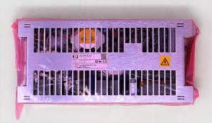 A box of 6x XP-Power power supply units. (PN: CCH600PS48)