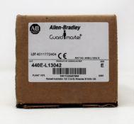 A boxed as new Allen Bradley GuardMaster Lifeline 4 Safety Switch (Cat no: 440E-L13042) (Box