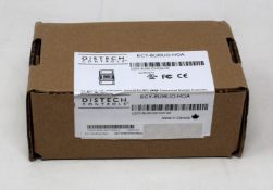 A boxed as new Distech Eclypse ECY-8UI6UO-HOA 14 Point I/O Extension Module (CDIY-8UI6UO-00) (Box