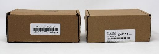 A boxed as new Distech Eclypse ECY-PS100-240 Power Supply Module (CDIY-PS100240-00) (Box sealed)